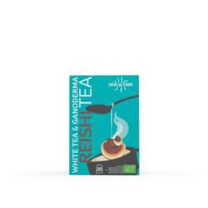 Reishi Tea Antiox - Infusión de Reishi y té blanco - Hifas da Terra