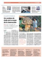 La Voz de Galicia 12 diciembre 2014