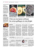 La Voz de Galicia 19 enero 2012