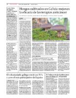 La Voz de Galicia 4 mayo 2018