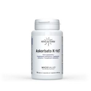 Askorbato K- HdT - Vitamina C orgánica y alcalina - Hifas da Terra