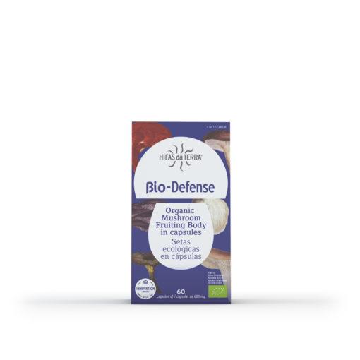 Bio Defense Frente 60 cáps. - Hifas da Terra