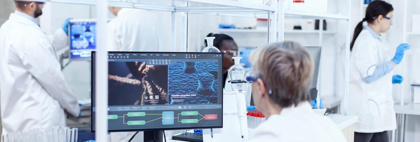 Investigación en laboratorio