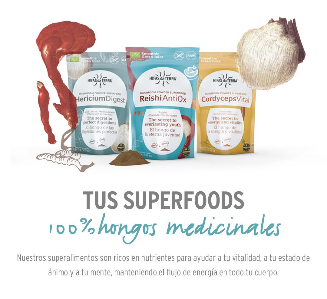 Banner superfoods hifas da terra